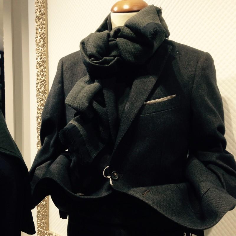 giacca uomo sartoriale