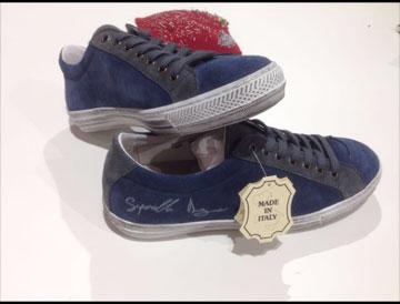 calzatura uomo personalizzata