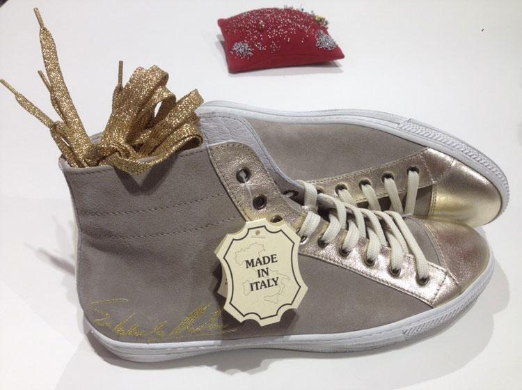 sneakers personalizzata
