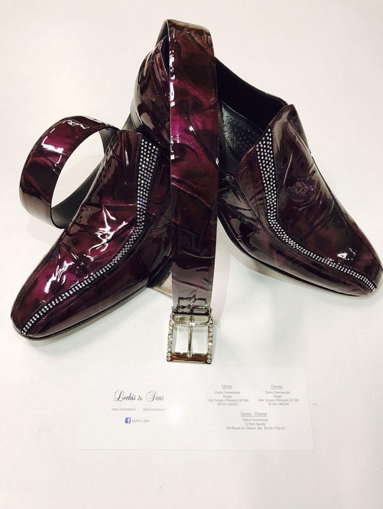 calzatura sposo