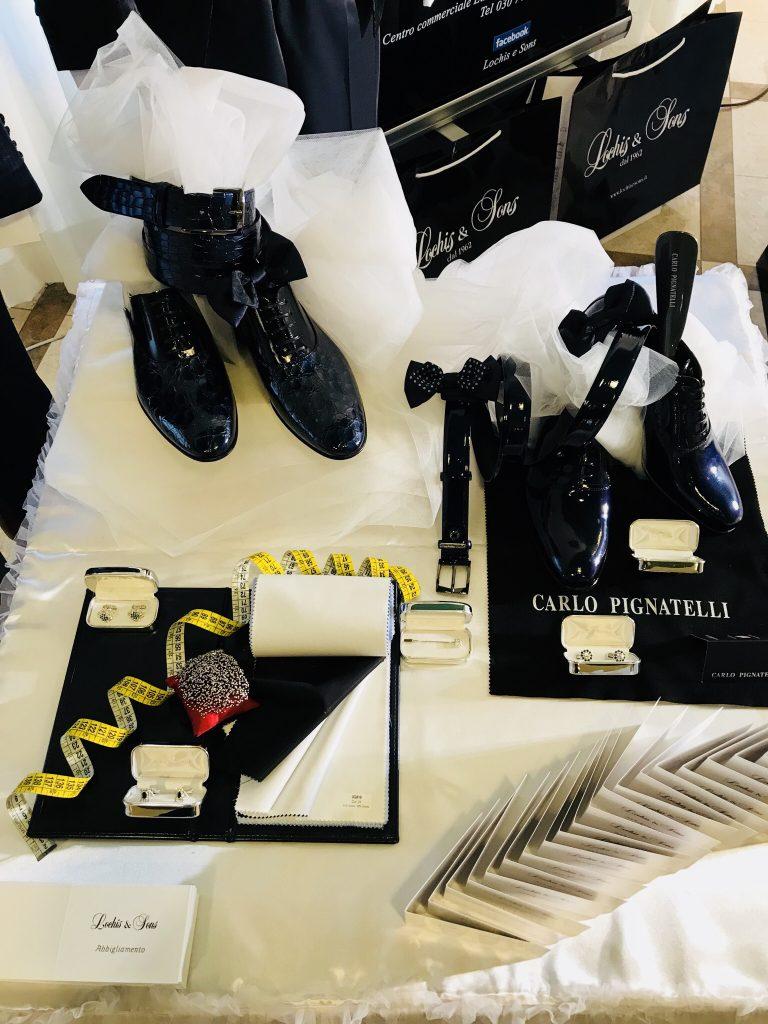 calzature sposo
