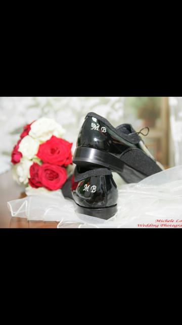 scarpa personalizzata