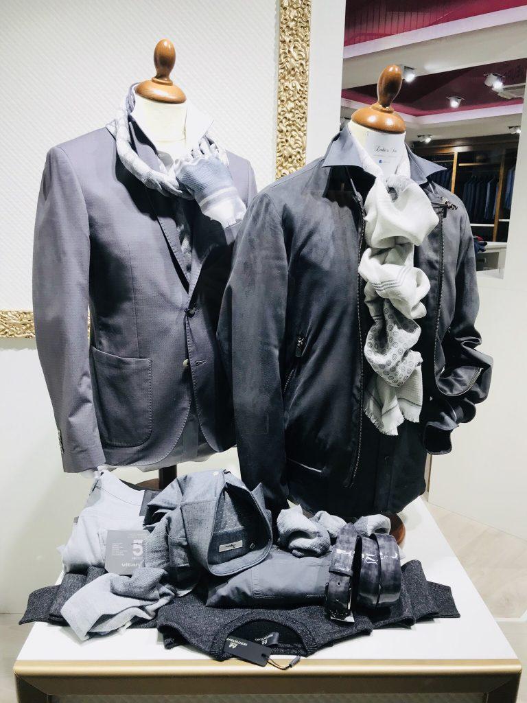 giacca professionista