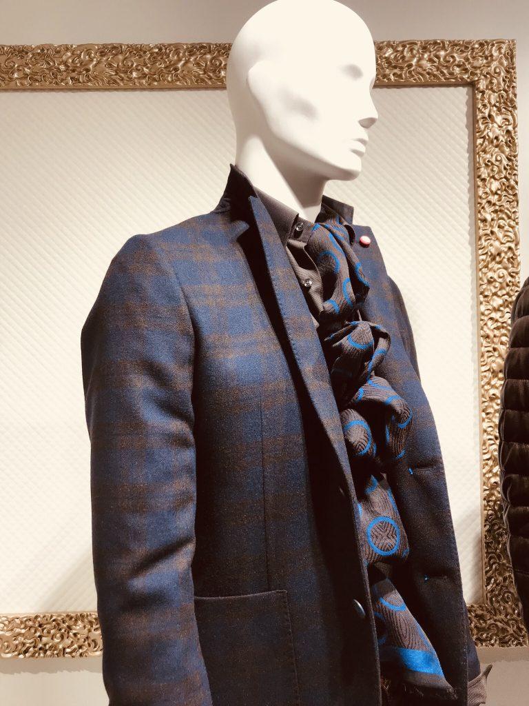 giacca a misura