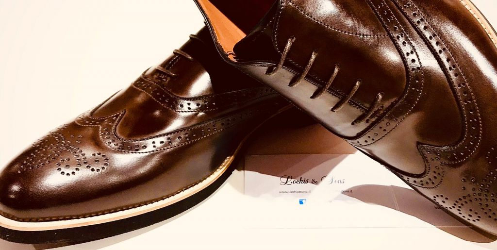calzatura uomo