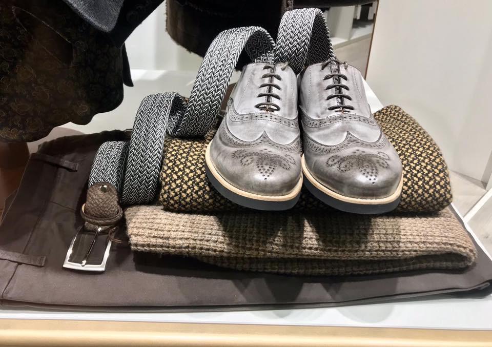 calzatura uomo brescai