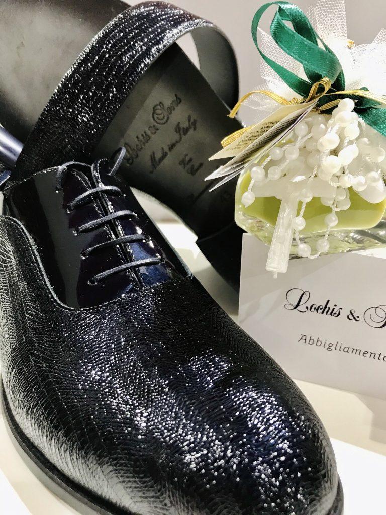 calzatura sposo brescia